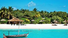 Reethi Beach Resort Maldives Islands...great rates, one to look into!