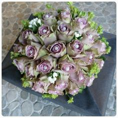 Roses bridal bouquet Our shop is located in Abu Dhabi, UAE For orders please contact 056-475-1318 WhatsApp 050-856-5643