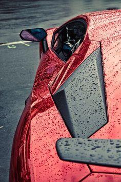 Lamborghini Aventador Rosso