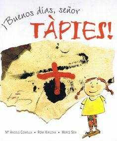 Eulalia ten una axenda especial na que anota todo o que lle gusta. Na la letra t só hai un nome: Tàpies, ao que quere coñecer. Acompañamos a Eulalia na súa aventura e entramos con ela na gran casa de Tàpies: descubriremos os seus cadros, as suas magníficas obras e a un xenio marabilloso.