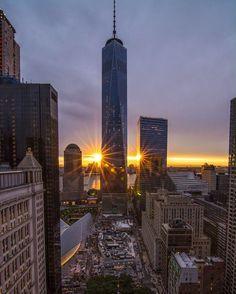 New York City - One World Trade