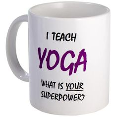 For your favorite yoga teacher...   Psst: you can enter our teacher appreciation contest to win a $250 Amazon gift card for your favorite teacher. Learn more here: http://go.takelessons.com/teacher-appreciation-contest/