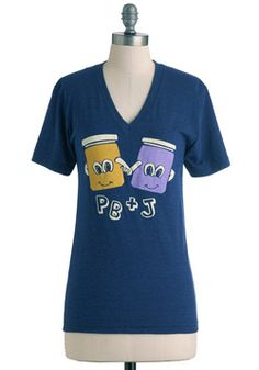 Meant to be Buds Tee, #ModCloth