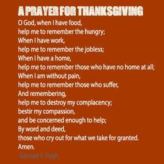 """Thanksgiving poem 