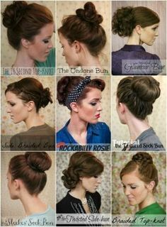 The Freckled Fox : Summer Buns Round-up by jeannie