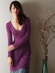 Ravelry: 1904 - Ladies Lace Dress pattern by Tanja Steinbach
