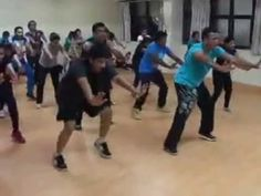 """Livin' La Vida Loca"" by Ricky Martin (Zumba choreography by mahesh bm) Ricky Martin, Dance Workout Videos, Dance Workouts, Dance Moves, Cardio Dance, Zumba Instructor, Dance It Out, Music Publishing, Stay Fit"