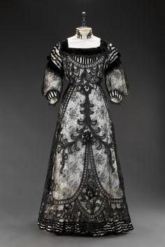 Evening Dress ± 1905