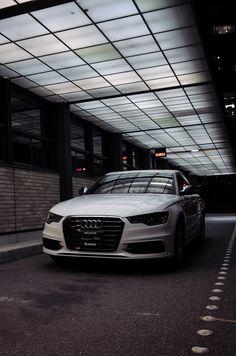 Audi A6 | Minimally Minimal