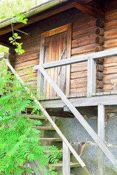 Saunan rakennus - vanhat viisaudet kertovat oikeat ohjeet Wood, Woodwind Instrument, Timber Wood, Trees