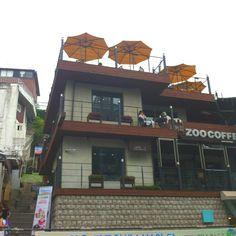 Zoo Coffee Samcheongdong Seoul Korea