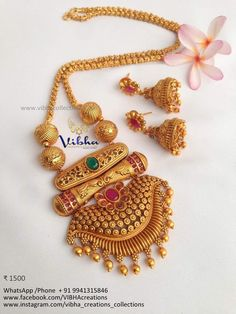 Real Gold Jewelry, Gold Jewellery Design, Trendy Jewelry, Fashion Jewelry, Gold Haram, Gold Pendent, Gold Set, Beautiful Necklaces, Wedding Jewelry