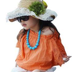 Beads Jewelry Set For Child, Kid's Jewelry Necklace & Bracelet, 6 Sets