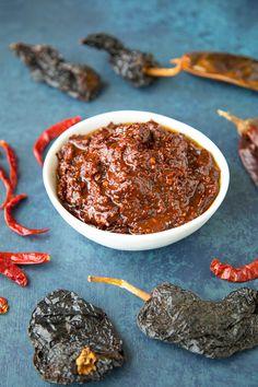 Homemade Harissa Chili Paste