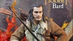 Lo Hobbit: nuova action figure di Bard l'Arciere