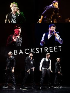 BACKSTREET, just cuz they were with NKOTB!