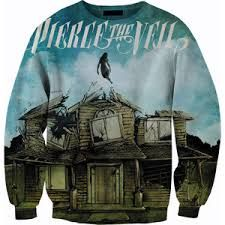 Image result for pierce the veil clothing