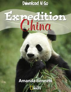 Expedition China - a one-week unit study/lapbooking adventure for grades K-4!