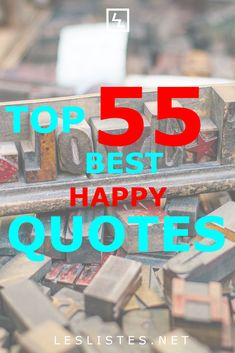 Are you feeling down and sad. Don't worry, we are here to help. Check out the top 55 happy quotes to help lift up your spirits. Good Happy Quotes, Best Positive Quotes, Inspirational Quotes, Trying To Be Happy, Are You Happy, Feeling Down, How Are You Feeling, Don't Worry Quotes, Tomorrow Will Be Better