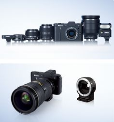 Smaller, and less attention grabbing, with almost all the qualities of a DSLR!