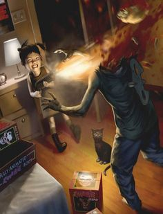 Crypto Hardy - Crypto Hardy shared Weird Tales Magazine's photo.