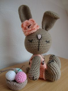 Cute Easter Bunny.