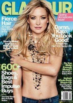Kate Hudson Glamour Magazine 1