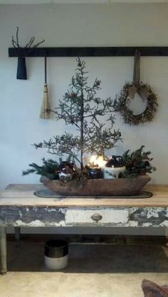 Small primitive tree