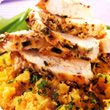 Slimming world recipe - Mustard chicken with swede mash - Syns 0.5 (on any day)