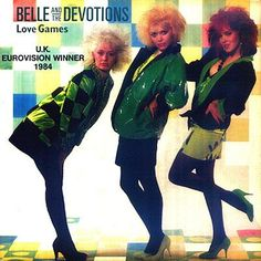 Belle And The Devotions - Love Games