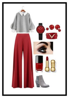 """1960's (3)"" by drishtipal on Polyvore featuring Boohoo, Chanel, Valentino and Bling Jewelry"