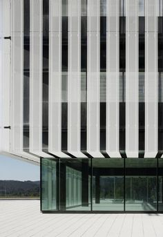 Headquarter building for the Science Park of the University of the Basque Country (UPV) by ACXT Architects
