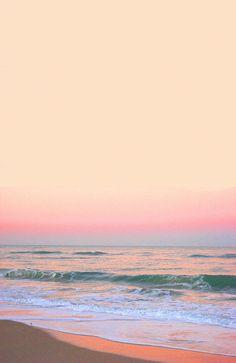 love beautiful dream water pink nature outdoors beach waves ocean sea shore sunset see outside seaside reve Beautiful World, Beautiful Places, Beautiful Sunset, Beautiful Dream, Beach Pink, Pink Sunset, Pink Sky, Pink Ocean, Summer Sunset