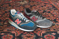 """Preview: New Balance 997 """"Spring/Summer 2015″"""