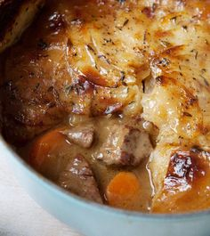 Hairy Bikers - Lean lamb hot pot