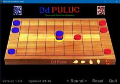 Ancient Mayan game of Puluc uploaded to Yoyogames and available on Game Maker Player.