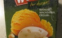 Weis Mango with Macadamia Cream Dessert Review