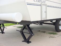 Modifications for a Pop Up Camper I repinned this in case Leah didn't see it