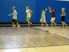 Another fun game to play at school in Gym or even in your free time.