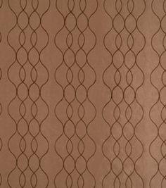 Home Decor Print Fabric-Eaton Square Thistle Latte