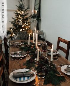 Holiday Tabletop | Holiday Decor