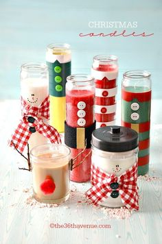 10 Easy DIY Christmas Gifts that you can make quickly and inexpensively!