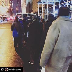 #Repost @silvinanyc  'In line' A group of mostly men and some women wait to get a hot turkey soup provided by the @nyhomeless #coalitionforthehomeless #homeless As hard as it is to believe lots of people in #nyc are #hungry #hotmeal Un grupo de personas sin techo aguarda en fila para recibir una #sopacaliente parte de la cena que provee a diario la #coalitionforthehomeless para las miles de personas que pasan #hambre en #nuevayork.  Visit the link in the bio to learn more about how you can…