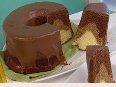 Recetas   Budin de tres chocolates   Utilisima.com