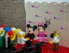 #Lego #Disney #Minifigures - Fotostrecke, Checkliste - wie man die Figuren ertasten kann. #photo #series #checklist #minnie #maus #mouse #mickey #mouse