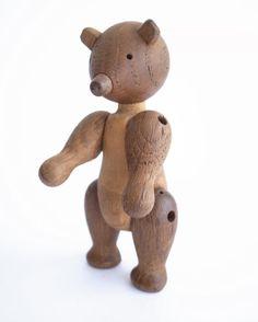 Kay Bojesen Vintage Bear http://femtrenoll.com
