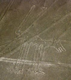 Nazca Lines.Due to the dry, windless, and stableclimate of the plateau and its isolation, for the most part the lines have been preserved. Extremely rare changes in weather may temporarily alter the general designs. As of recent years, the lines have been deteriorating due to an influx of squatters inhabiting the lands.