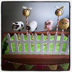 Cake pop farm