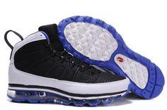 huge discount 3b40e 0f65b Nike Air Jordan 9 Fusion men shoes black white blue HOT SALE! HOT PRICE!