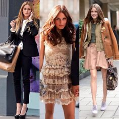 Whether dashing to the next runway show or just out and about with boyfriend Johannes Huebl, @therealoliviap always look #chic! #oliviapalermo #fashionista #vogue #streetstyle #oliviapalermostyle #chicchick - @jonnyhrab- #webstagram